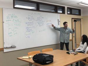 New York City Teacher Gets Comfortable in the Suburbs