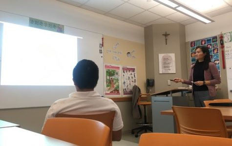 Ms. Yu Brings Chinese Culture and Language to Archmere