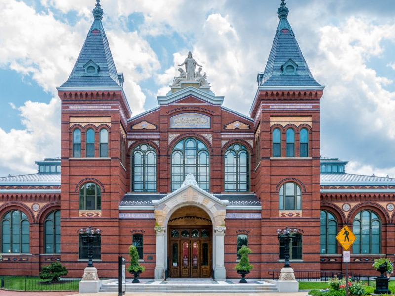 Women's History Museum Act