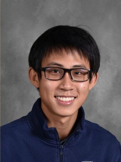 Eddie Zhang '22