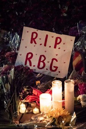Justice Ruth Bader Ginsburg, Leader in Social Equality, Dies at 87