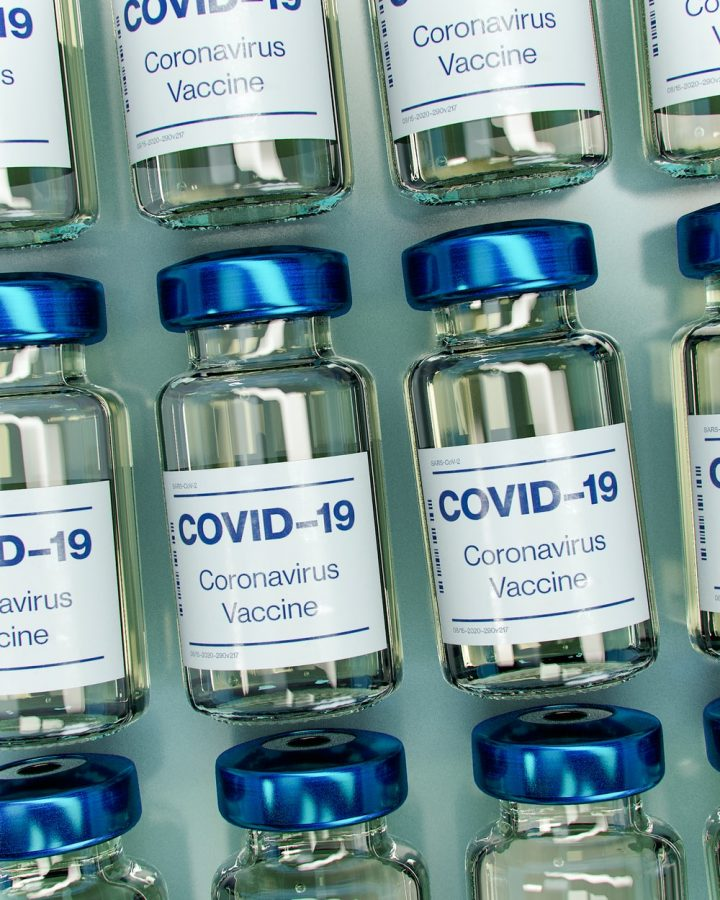 Promising Vaccine News as Cases Soar