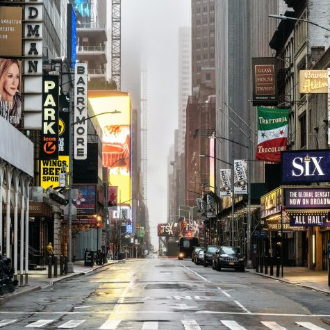 Broadway Shutting Down: How Will the Holidays be Affected?