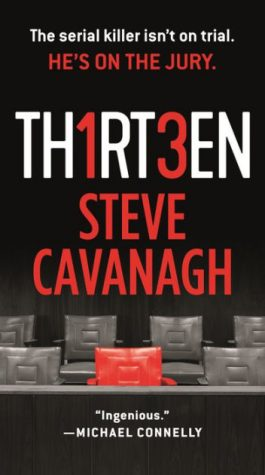 Steve Cavanagh's Award-Winning Series is Back: This Time with a Serial Killer on the Jury